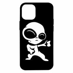 Чохол для iPhone 12 mini Інопланетянин