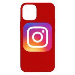 Чохол для iPhone 12 mini Instagram Logo Gradient