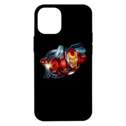 Чохол для iPhone 12 mini Iron Man and Avengers