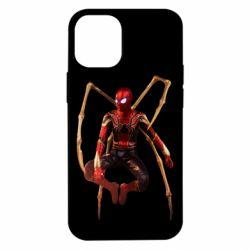 Чохол для iPhone 12 mini Iron man spider