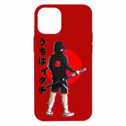 Чохол для iPhone 12 mini Itachi in modern clothes