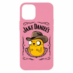 Чохол для iPhone 12 mini Jack Daniels Adventure Time