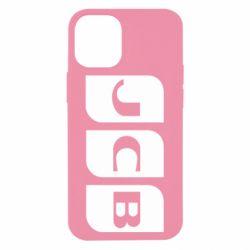 Чохол для iPhone 12 mini JCB 2