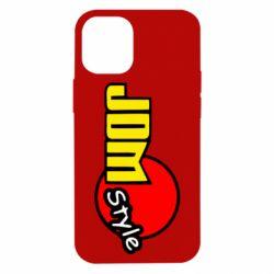 Чохол для iPhone 12 mini JDM Style
