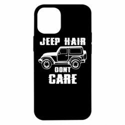 Чохол для iPhone 12 mini Jeep hair don't care