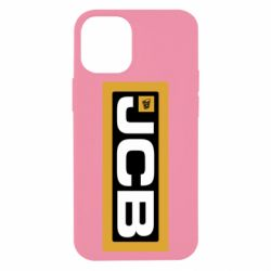 Чохол для iPhone 12 mini Jgb logo2