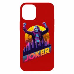 Чехол для iPhone 12 mini Joker neon
