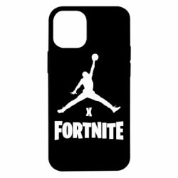 Чехол для iPhone 12 mini JORDAN FORTNITE