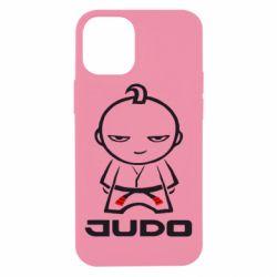 Чохол для iPhone 12 mini Judo Fighter