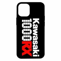 Чохол для iPhone 12 mini Kawasaki 1000RX