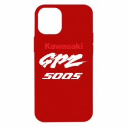 Чохол для iPhone 12 mini Kawasaki GPZ500S