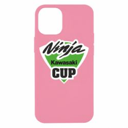 Чохол для iPhone 12 mini Kawasaki Ninja Cup