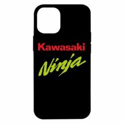 Чехол для iPhone 12 mini Kawasaki Ninja