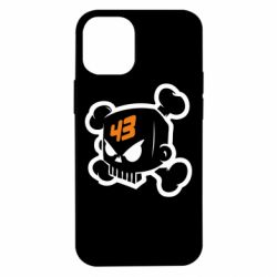 Чехол для iPhone 12 mini Ken Block Skull