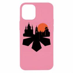 Чохол для iPhone 12 mini Kiev city of chestnuts