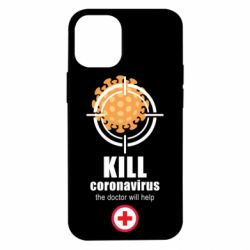 Чохол для iPhone 12 mini Kill coronavirus the doctor will help
