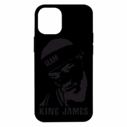 Чохол для iPhone 12 mini King James