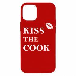 Чехол для iPhone 12 mini Kiss the cook