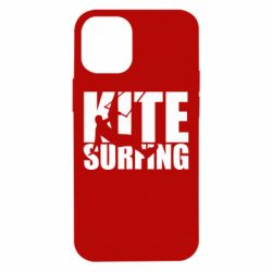 Чехол для iPhone 12 mini Kitesurfing