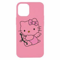 Чохол для iPhone 12 mini Kitty амурчик