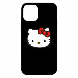 Чехол для iPhone 12 mini Kitty