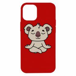 Чехол для iPhone 12 mini Koala