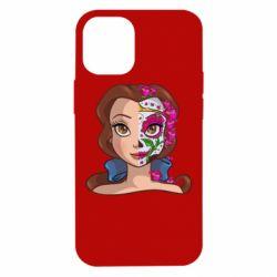 Чохол для iPhone 12 mini Красуня і чудовисько Бель