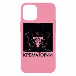 Чехол для iPhone 12 mini Крематорий Летов