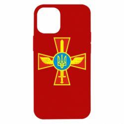 Чохол для iPhone 12 mini Хрест з мечем та гербом