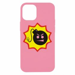 Чехол для iPhone 12 mini Крутой Сем