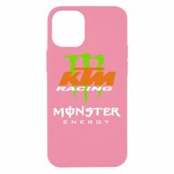 Чехол для iPhone 12 mini KTM Monster Enegry