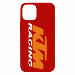 Чохол для iPhone 12 mini KTM Racing