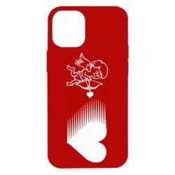 Чехол для iPhone 12 mini Купидон