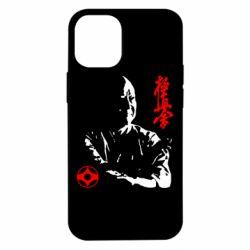 Чохол для iPhone 12 mini Kyokushin Kanku logo