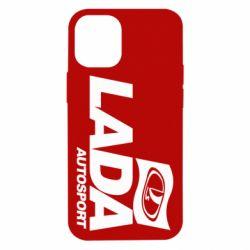 Чехол для iPhone 12 mini Lada Autosport