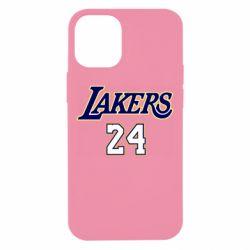 Чехол для iPhone 12 mini Lakers 24