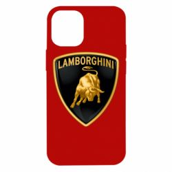 Чохол для iPhone 12 mini Lamborghini Logo