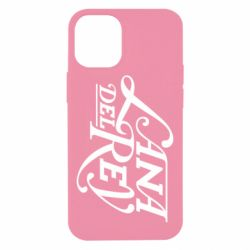 Чохол для iPhone 12 mini Lana Del Rey