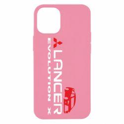 Чохол для iPhone 12 mini Lancer Evolution X