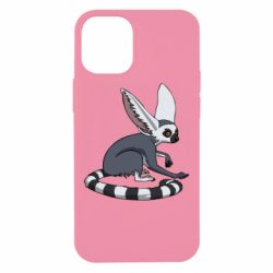 Чехол для iPhone 12 mini Лемур