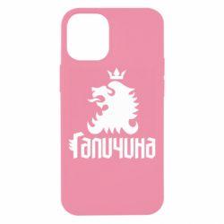 Чохол для iPhone 12 mini Лев і Галичина
