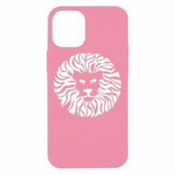 Чохол для iPhone 12 mini лев