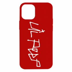 Чохол для iPhone 12 mini Lil Peep