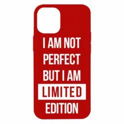 Чохол для iPhone 12 mini Limited edition