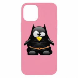 Чехол для iPhone 12 mini Linux+Batman