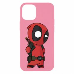 Чохол для iPhone 12 mini Little Deadpool