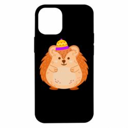 Чохол для iPhone 12 mini Little hedgehog in a hat