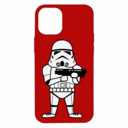 Чохол для iPhone 12 mini Little Stormtrooper