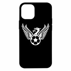 Чехол для iPhone 12 mini Liverpool and soccer ball