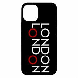 Чохол для iPhone 12 mini London